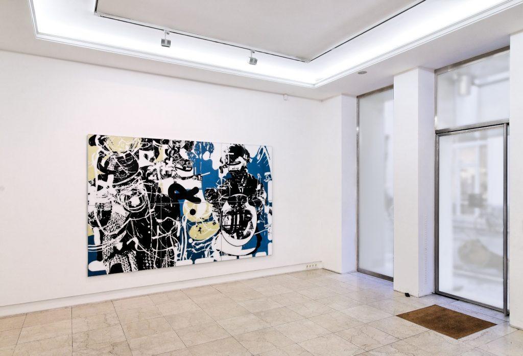 Ausstellung hilger contemporary 2009 (Foto c.schepe)